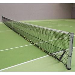 Opvangnet voor tennisballen