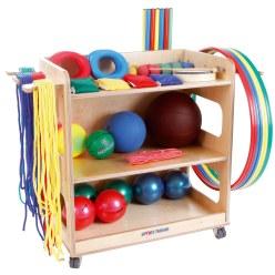 Sport-Thieme® Kleuterspeelzaal- en lagere schoolset