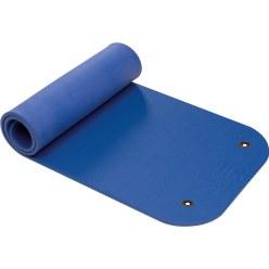 """Airex® gymnastiekmat """"Coronella"""" Blauw, Met ogen"""