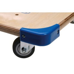 Sport-Thieme® rolplank beschermhoek
