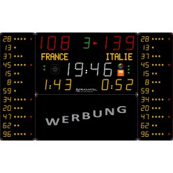"Stramatel scorebord ""452 MB 7120-2"""