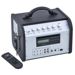 "TLS Combibox ""VoiceMaker"" MP3-CD/USB"