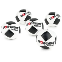 Sport-Thieme Footbags, 5 delige Set