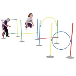 "Sport-Thieme® Speel-parcours-systeem Set ""Basic"""