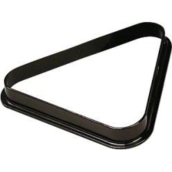 """Biljart driehoek """"Triangel"""" kunststof Voor biljartballen ø 57,2 mm"""