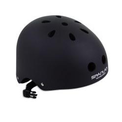 Skatehelm Black
