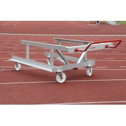 Polanik® hordenwagen voor wedstrijdhorden
