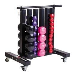 Sport-Thieme® Mobiele staander voor gymnastiekhalters