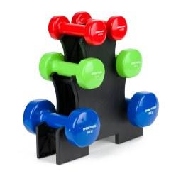 Sport-Thieme® Vinyl Vuisthalter-Set
