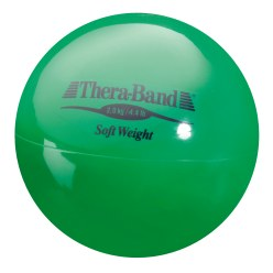TheraBand™ Gewichtsbal Beige, 0,5 kg