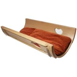 Allton® Klankwieg met hooimatras 150 cm