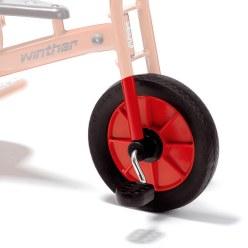 Winther® voorwiel voor Viking-driewieler