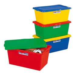 Sport-Thieme® Materiaalbox 4-delige set