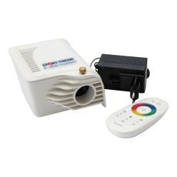 Sport-Thieme Fiber optic projector met afstandsbediening