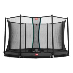 "Berg Trampoline InGround ""Favorit"" met vangnet Comfort"