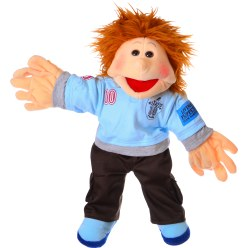 "Living Puppets® Handpop ""kleine Thilo"""
