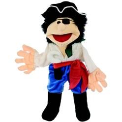 """Living Puppets® Handpop """"Piraat Peer"""""""