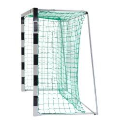 Sport-Thieme Zaalhandbaldoel 3x2 m, vrijstaand met gepatenteerde hoekverbinding