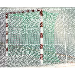 Sport-Thieme® Zaalhandbaldoel 3x2m, in grondbussen staand