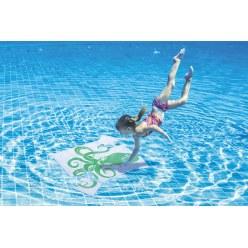 Sport-Thieme® Onderwater-Omkeerpuzzel Groot, inktvis en vis