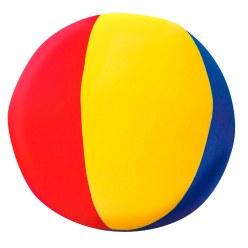 Reuzeballon met hoes