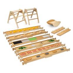 Erzi® Grote Balanceer Wandelweg-Set