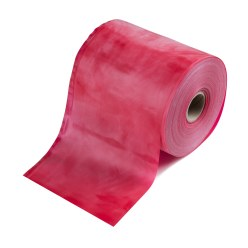 TheraBand Rol oefeningsband 45,5 m Rood, medium