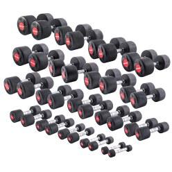 Sport-Thieme® Compact Rubberen Halter-Set