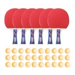 """Sport-Thieme® Tafeltennis-Set """"Champion"""" voor scholen en verenigingen"""