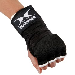 "Hammer® Boksbandages ""Easy Fit"" S-M"