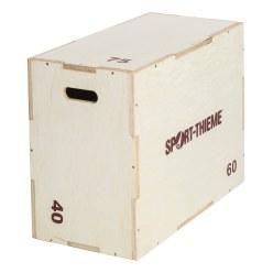 Sport-Thieme® Plyo Box Hout