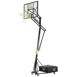 "Basketbalinstallatie ""Exit Galaxy Portable Basket"" met dunkring"