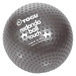 Togu Redondo-Bal Touch ø 18 cm, 150 g, antraciet