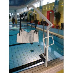 Standaard zwembadlift