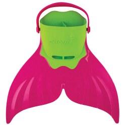 Finis monovlies zeemeermin voor kinderen Pacifica Pink