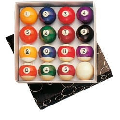 Reserve Biljartballen ø 48 mm