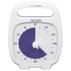 "Time Timer® ""Plus"" 20 Minuten, Wit"