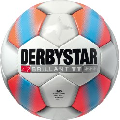 "Derbystar® Voetbal ""Brillant TT Orange"""