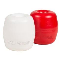Sport-Thieme® Hostaleen-Drijvers, 8 mm boring Rood