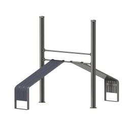 "Turnbar® Bench ""Legcrounch"""