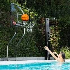 Basketbalring voor zwembad