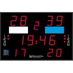 "Stramatel® Waterpolo-Scorebord ""452 XPB 3000"""