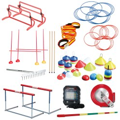 Kinderatletiek-Set