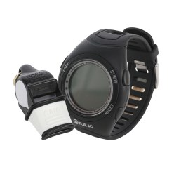 Set FOX 40 Whistle Watch® met scheidsrechtersfluit Sonik Blast®