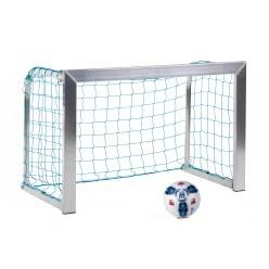 Sport-Thieme Minitraining doel, met opvouwbare netbeugels