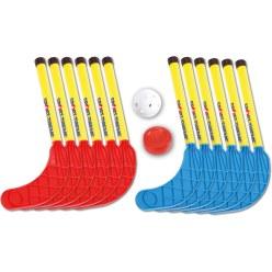 Sport-Thieme® Hockeyset voor rolplank