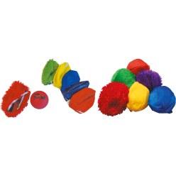 Hoesjes voor knijpballen