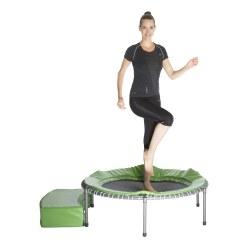 Sport-Thieme® Thera-Tramp Metallic-groen, Tot een lichaamsgewicht van ca. 60 kg