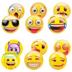 Emoji® Kunststofballen