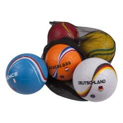 "Sport-Thieme® PU-schuimstoffenballen-set ""Landen"""